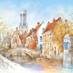 castorland-puzzel-1000-stuks-brugge-groenerei-102686