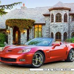 castorland-puzzel-1000-stuks-chevrolet-corvette-gs-convertible-102303