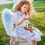 castorland-puzzel-1000-stuks-fluisterend-engeltje-sandra-kuck-102792