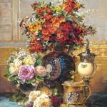castorland-puzzel-1500-stuks-fleurs-sur-une-table-jean-baptiste-robie-150571