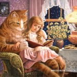 castorland-puzzel-1500-stuks-home-is-where-the-cat-is-150960