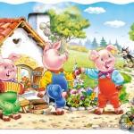 castorland-puzzel-20-stuks-de-drie-biggetjes-02184