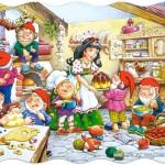 castorland-puzzel-20-stuks-sneeuwwitje-en-de-zeven-dwergen-02207