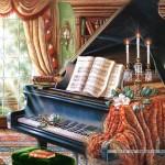castorland-puzzel-2000-stuks-amazing-grace-judy-gibson-200436