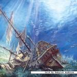 castorland-puzzel-2000-stuks-gezonken-galleon-200252