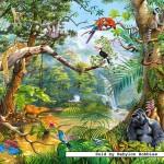 castorland-puzzel-2000-stuks-het-leven-in-de-jungle-200375