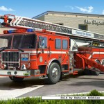 castorland-puzzel-260-stuks-brandweerwagen-26760