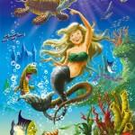 castorland-puzzel-260-stuks-kleine-zeemeermin-26647