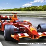 castorland-puzzel-260-stuks-race-auto-26692