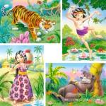 castorland-puzzel-30-stuks-jungle-book-04157