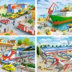 castorland-puzzel-30-stuks-transport-en-reizen-04164