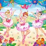castorland-puzzel-40-stuks-kleine-ballerina-040056
