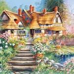 castorland-puzzel-500-stuks-huisje-aan-de-vijver-51717