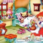 castorland-puzzel-60-stuks-roodkapje-06038