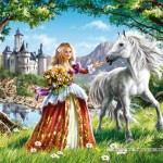 castorland-puzzel-70-stuks-betoverende-prinses-021017