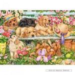 gibsons-puzzel-1000-stuks-debbie-cook-hondenbende-g6112