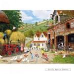 gibsons-puzzel-500-stuks-derek-roberts-thee-op-de-boerderij-g3060