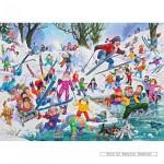 gibsons-puzzel-500-stuks-john-francis-ongelukjes-in-de-winter-g3062
