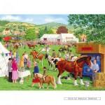 gibsons-puzzel-500-stuks-paarden-op-weg-naar-de-wedstrijd-g3501