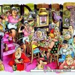 jumbo-puzzel-1000-stuks-graham-thompson-wasgij-mystery-5-sunday-lunch-12282