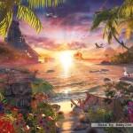 ravensburger-puzzel-18000-stuks-david-penfound-paradijselijke-zonsondergang-178247