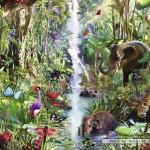 ravensburger-puzzel-9000-stuks-dieren-in-de-jungle-178018