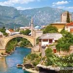 castorland-puzzel-1000-stuks-mostar-bosnia-en-herzegovina-102495