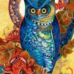 castorland-puzzel-1500-stuks-kleurrijke-uil-david-galchutt-151110