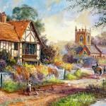 castorland-puzzel-1500-stuks-village-charms-151196