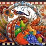 castorland-puzzel-2000-stuks-cornucopia-david-galchutt-200467