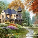 castorland-puzzel-2000-stuks-victoriaanse-tuin-200344