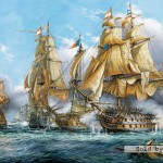 castorland-puzzel-4000-stuks-zeeslag-400102