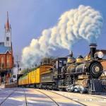 castorland-puzzel-500-stuks-comstock-christmas-51885