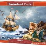 castorland-puzzel-500-stuks-mysterie-van-de-zee-51847