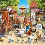 castorland-puzzel-500-stuks-op-de-boerderij-51908