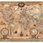 educa-puzzel-1000-stuks-antieke-wereldkaart-15159