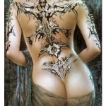 educa-puzzel-1000-stuks-luis-royo-flower-of-pain-14145