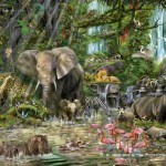 educa-puzzel-2000-stuks-african-jungle-16013