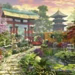 educa-puzzel-3000-stuks-japan-garden-16019