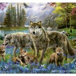 educa-puzzel-500-stuks-wolvenfamilie-15511