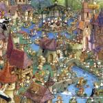 heye-puzzel-1000-stuks-francois-ruyer-bunnytown-29496