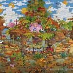 heye-puzzel-2000-stuks-mordillo-train-29360