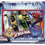 ravensburger-puzzel-100-stuks-spiderman-en-zijn-team-105298
