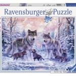 ravensburger-puzzel-1000-stuks-arctische-wolven-191468
