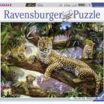 ravensburger-puzzel-1000-stuks-trotse-luipaardmoeder-191482