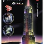 ravensburger-puzzel-216-stuks-empire-state-building-bij-nacht-125661
