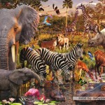 ravensburger-puzzel-3000-stuks-afrikaanse-dierenwereld-170371