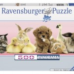 ravensburger-puzzel-500-stuks-dierenvrienden-148011
