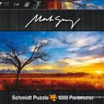 schmidt-puzzel-1000-stuks-mark-gray-desert-oak-at-sunset-northern-territory-59287