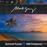 schmidt-puzzel-1000-stuks-mark-gray-zonsondergang-in-fiji-59288